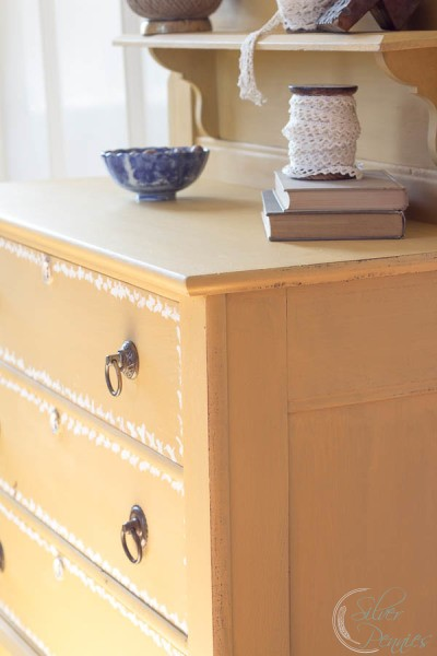 Mustard Seed Dresser Side