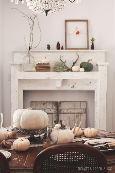Rustic-White-Fall-Dining-Room
