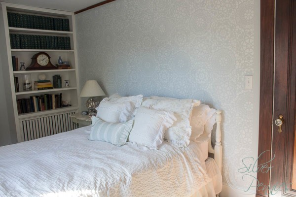 Shabby Chic Bedroom After