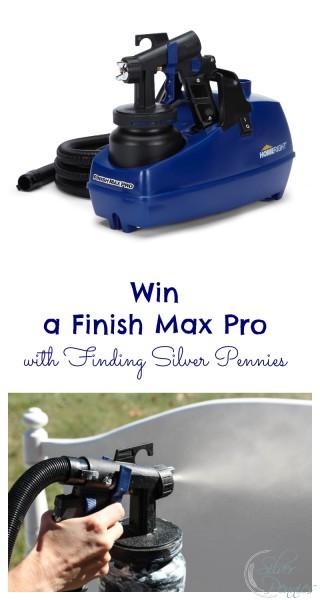 Win a Finish Max Pro
