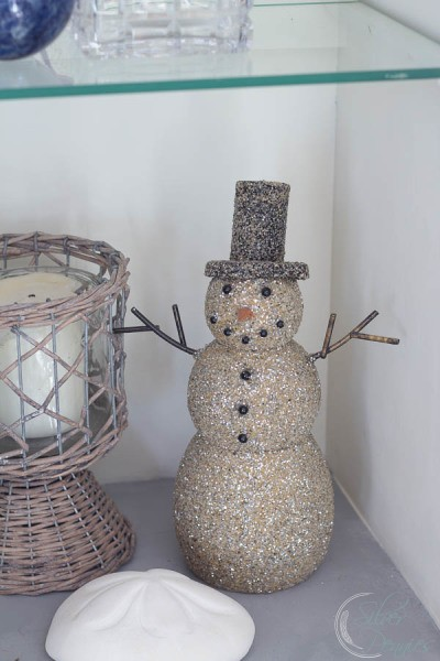 Crystal Snow Man