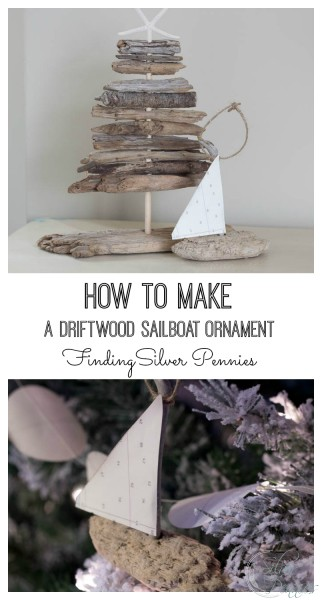 How to Make a Driftwood Sailboat Ornament Title