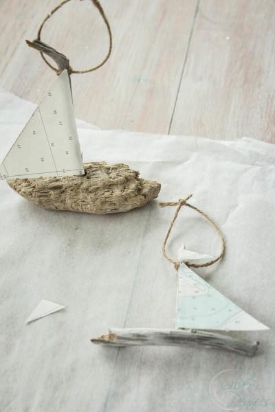 Nautical Chart Sails