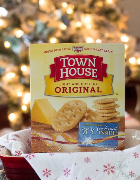 Town House Crackers for the holidays