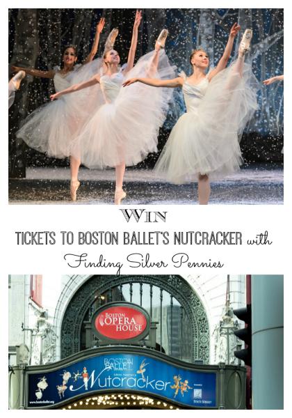 Win Tickets to Boston Ballets Nutcracker