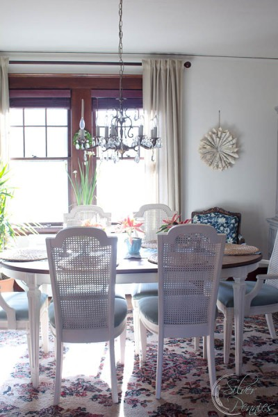 Dining Room in Winter