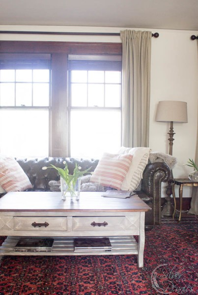 Getting the restoration hardware look for less finding for Living rooms for less