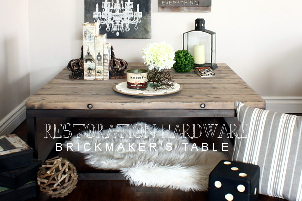 Getting The Restoration Hardware Look For Less Finding Silver