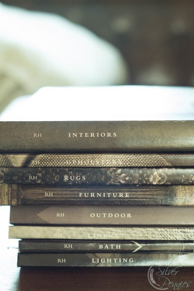 Restoration Hardware Catalogs How To Get The Look