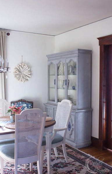 Simple Decorating Ideas in Our Dining Room