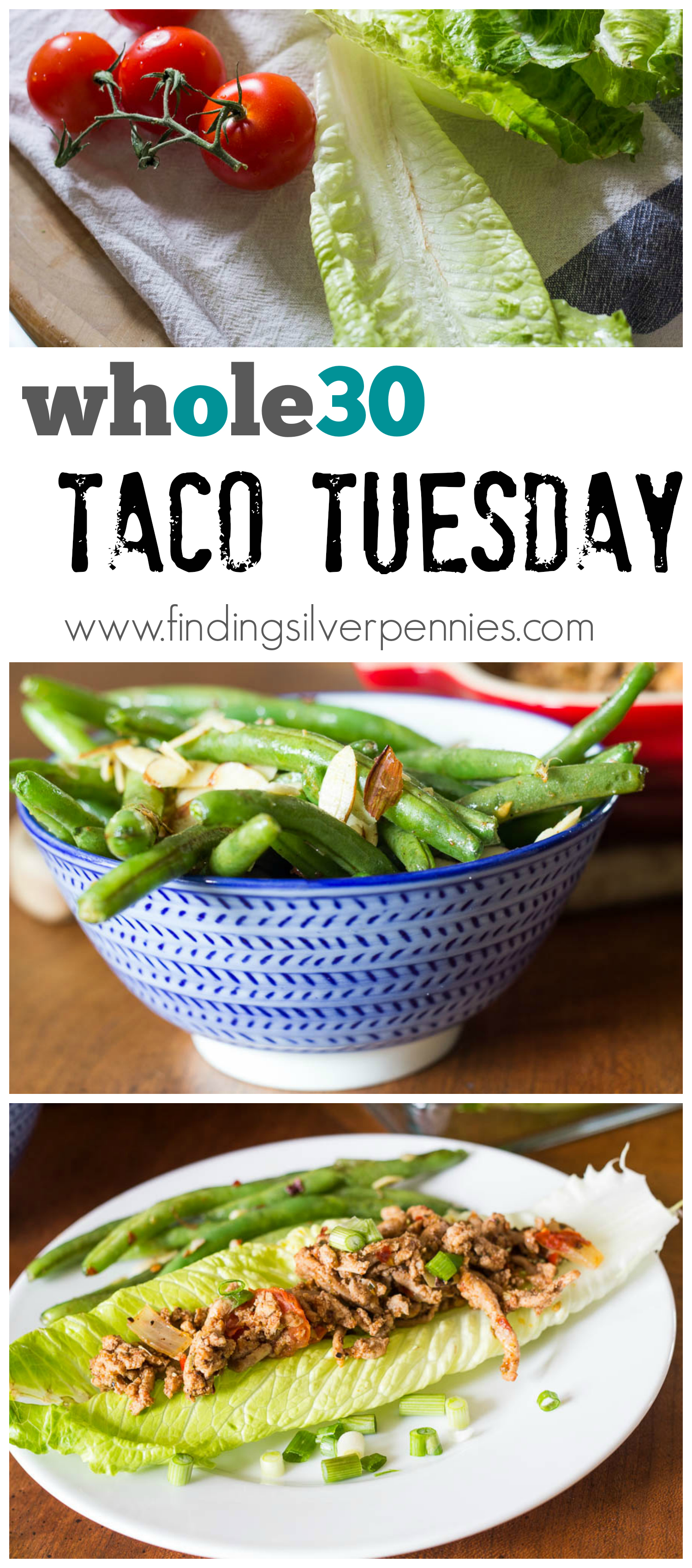 Whole30 Taco Recipes I Finding Silver Pennies