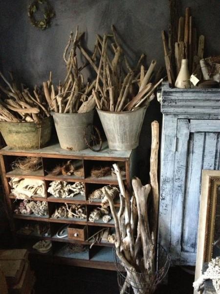 Driftwood Storage