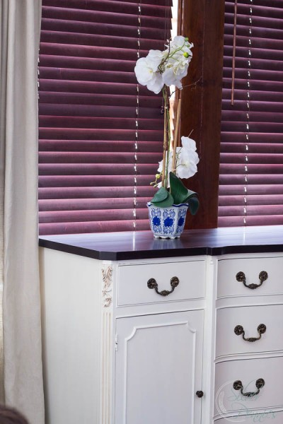 General Finishes Milk Painted Buffet