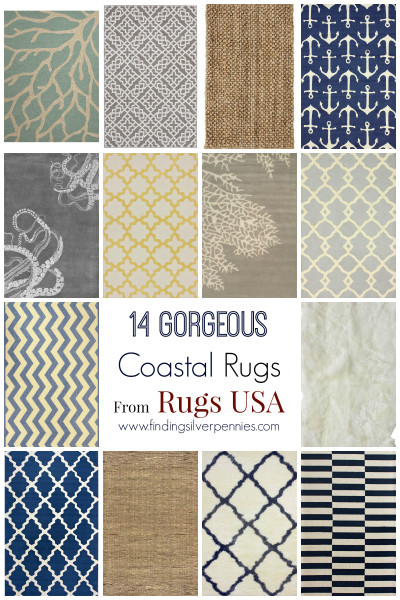 Rugs USA Coastal Rugs I Love