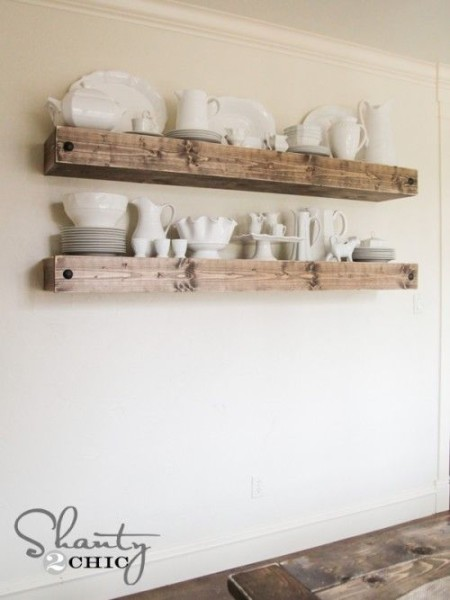 Shanty 2 Chic Shelves