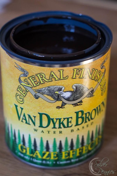 Van Dyke Stain General Finishes