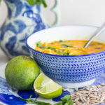 Paleo Coconut Chicken Soup