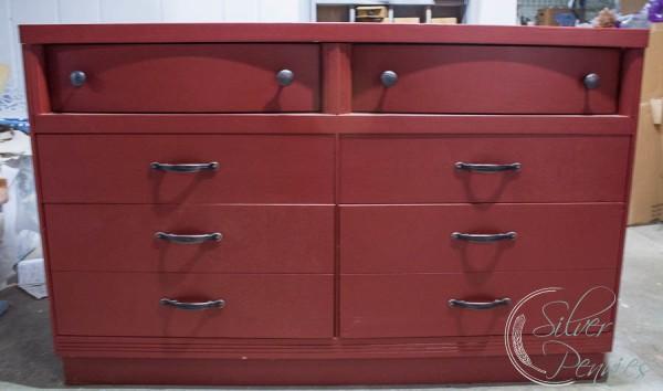 1940s Dresser Before