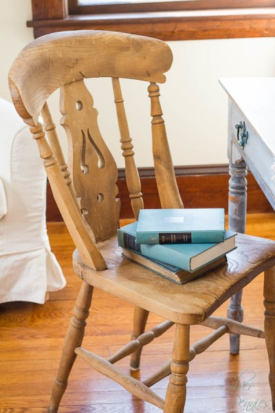 Antique English Chair