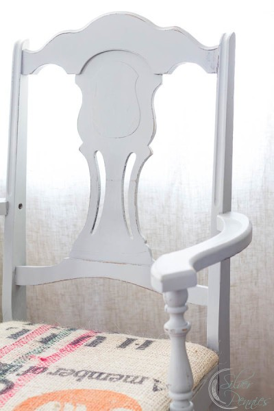 Bedford Fusion Mineral Paint on Chair