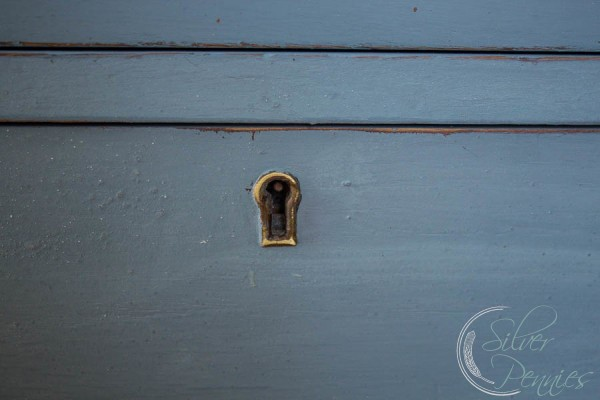 Brass Key Hole