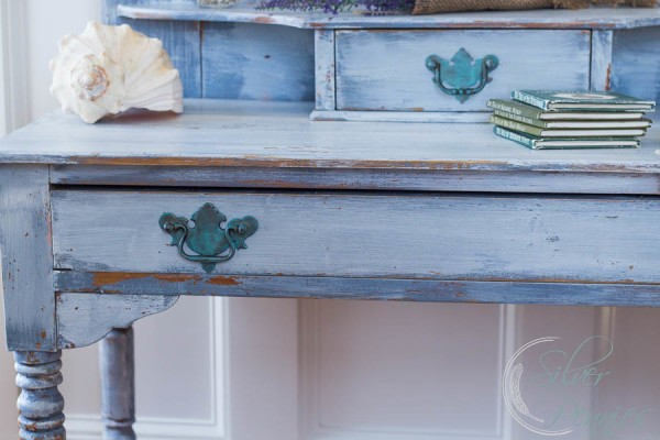 Chippy Dried Lavender Milk Paint