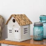 English Cottage Birdhouses