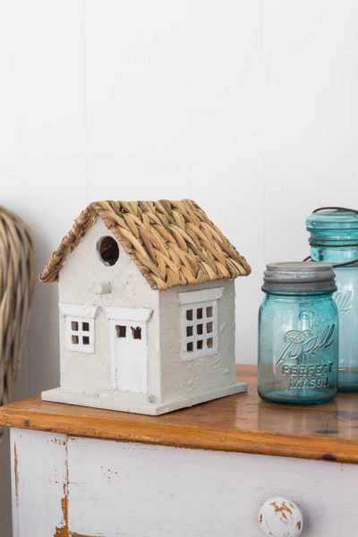 English Cottage Birdhouses