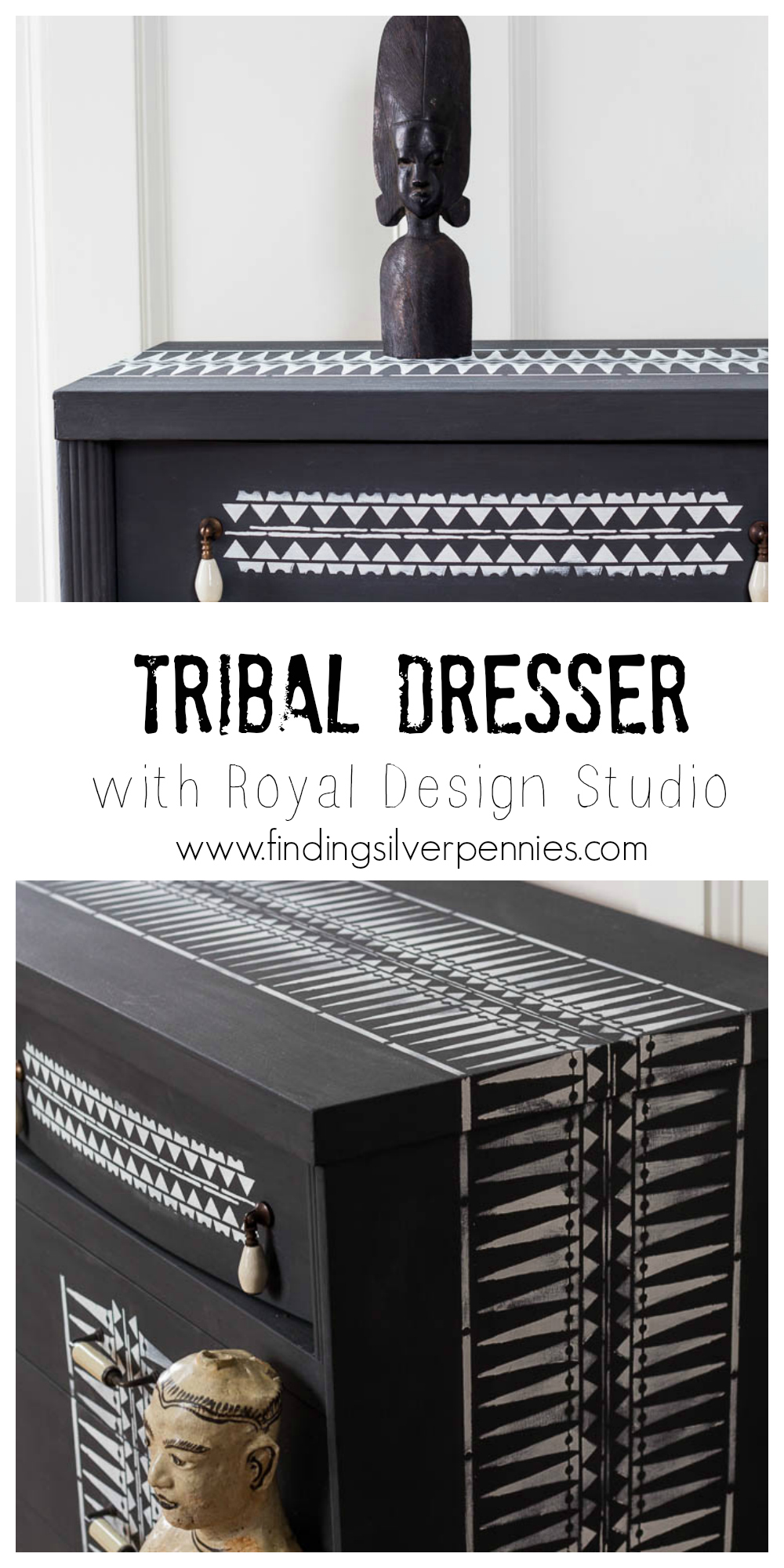 Tribal Dresser Creating this Look