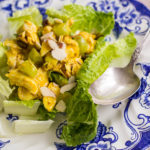 Coronation Chicken with Homemade Mayo (Spring Progressive Dinner)