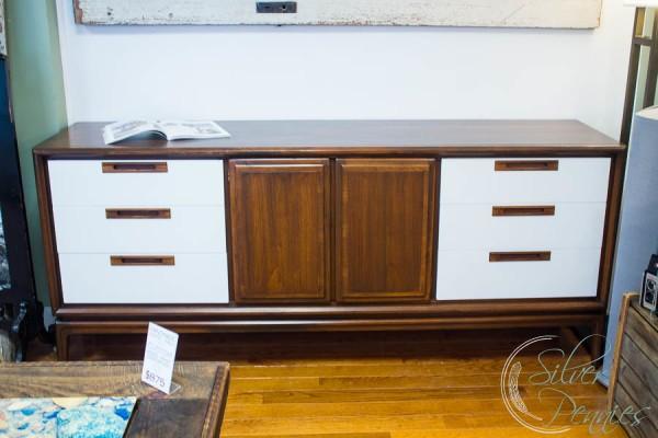 Bertram Mid Century Dresser