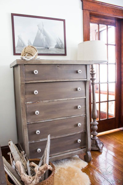 Old Fashioned Milk Paint Driftwood
