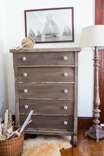 Driftwood Dresser