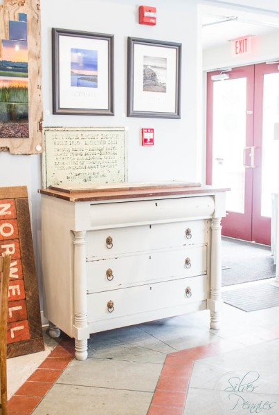 Empire Dresser by Finding Silver Pennies