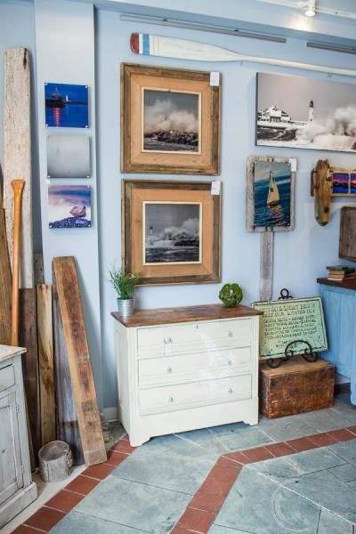 Fern Dresser and Prints
