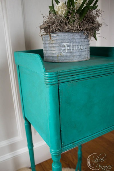 Florence Chalk Paint on Table
