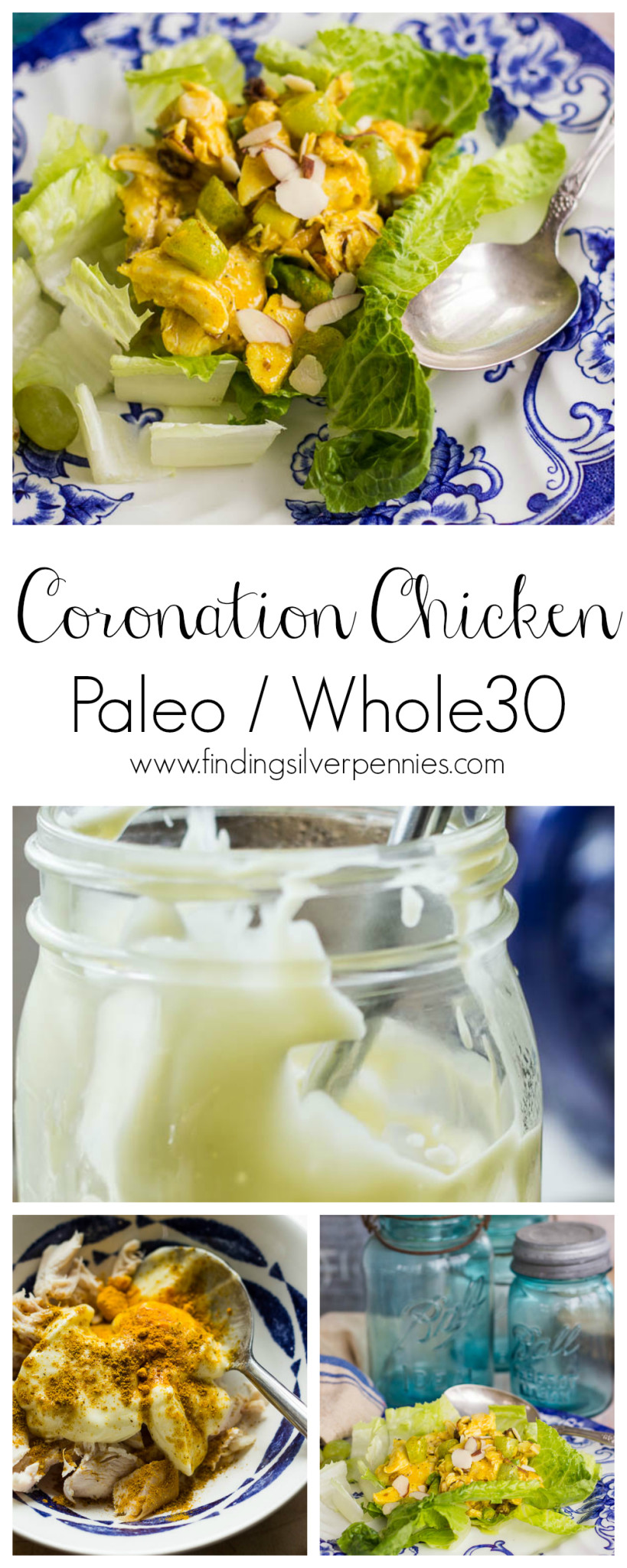 How to Make Paleo Coronation Chicken I Finding Silver Pennies