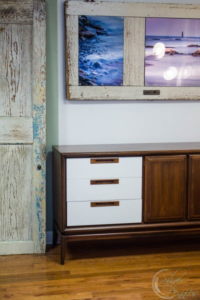 How to Restore a Mid Century Dresser