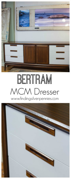 How to create a MCM Dresser by Finding Silver Pennies