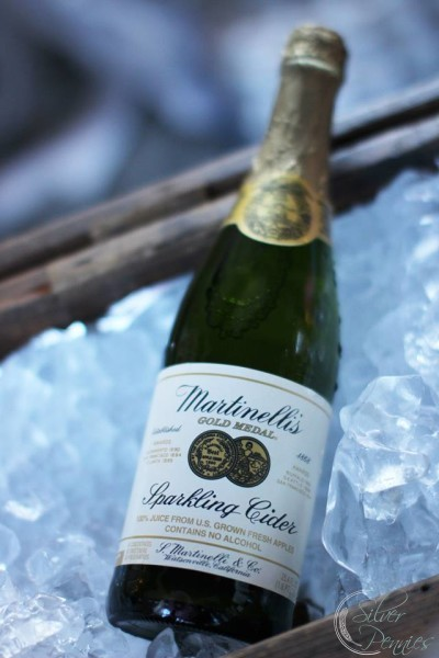 Matthew Mead Launch Party Sparkling Cider