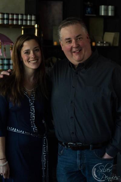Matthew Mead and Danielle Driscoll