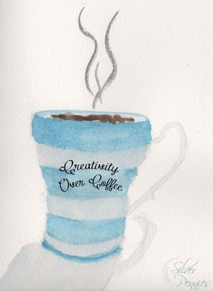 Creativity Over Coffee Logo