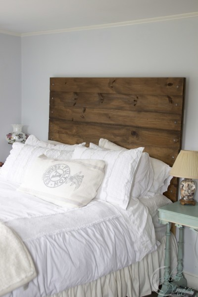 Finding Silver Pennies Master Bedroom
