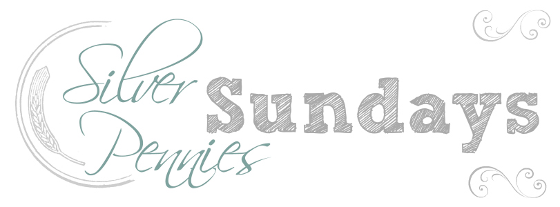 Silver Pennies Sundays Link Party (154)