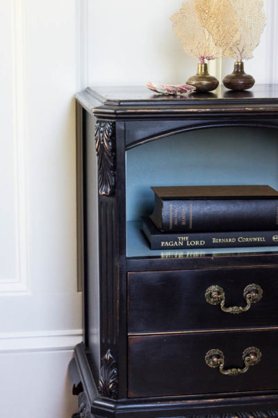 A Vintage Nightstand Named Emma