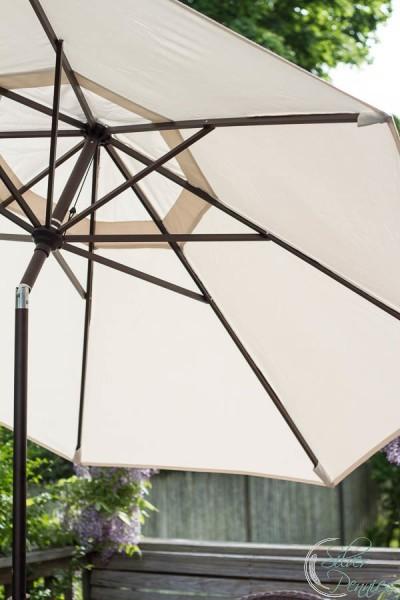 Umbrella Tilted