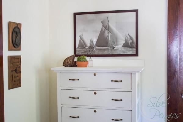 A Coastal Dresser