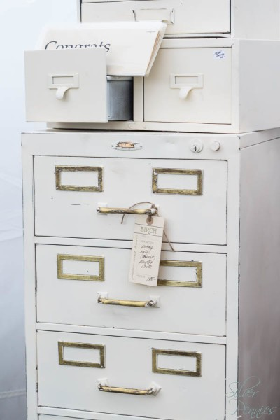 Birch Paper Filing Cabinet