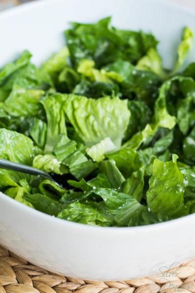 Caesar Style Salad