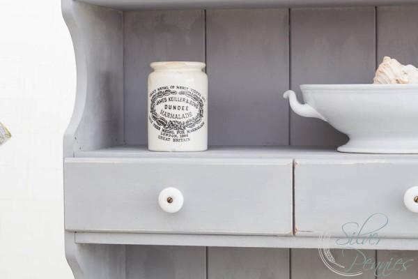 English Jar and Ironstone